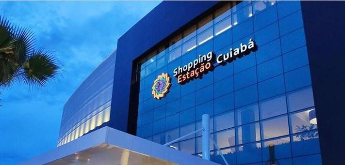 [PROJETO SHOPPING ESTAÇÃO CUIABÁ - PARCERIAS DE SUCESSO!!]